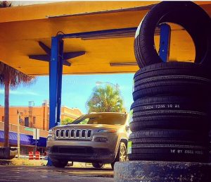 Oster Tire - Tire & Automotive Service Shop - Brakes - Suspensions - Tire Repair - 30 Minute Oil Change - Miami - Little Havana - Riverside - Downtown - Marlins Park - Miami River